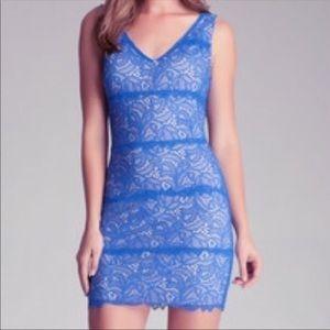 Bebe Lacey Dress